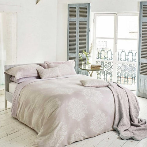 Sanderson Laurie Superking Duvet Cover Set