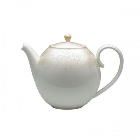 Denby Monsoon Lucille Gold Teapot