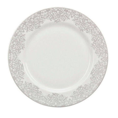 Denby Monsoon Filigree Medium Plate