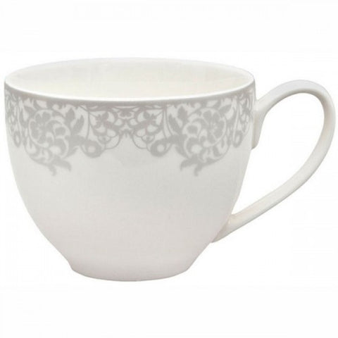 Denby Monsoon Filigree Teacup