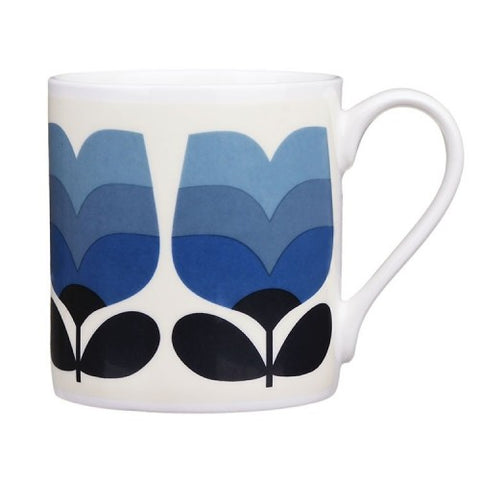 Orla Kiely Mug  Stripe Tulip Quite Big China