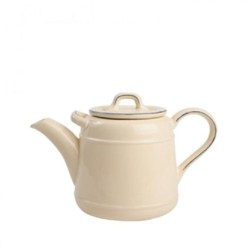 T&G Pride of Place Cream Teapot