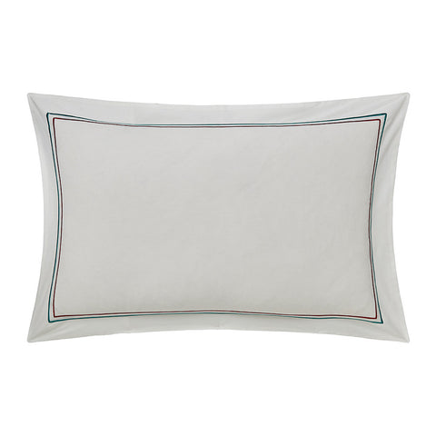Harlequin Quintessence Embroidered Pillowcase