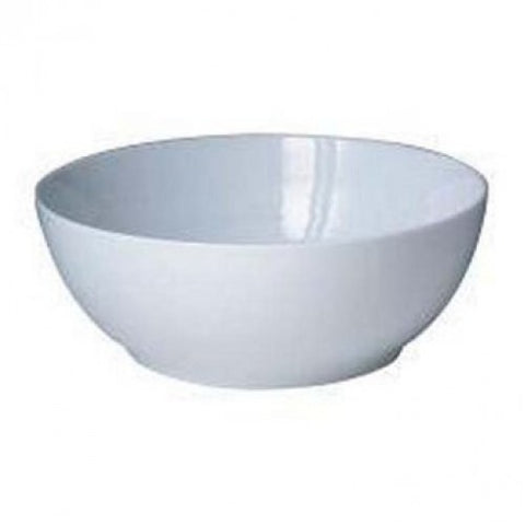 Denby White Serving Bowl