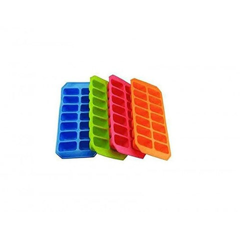 Splash Ice Cube Tray Blue