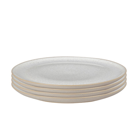 Denby Set Of 4 Modus Speckle Small Plates