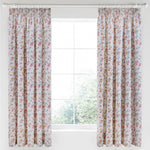 "VA Honeysuckle Trail Lined Curtains 66""x72"""