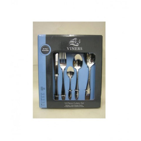 Viners 18 Piece Cutlery Set