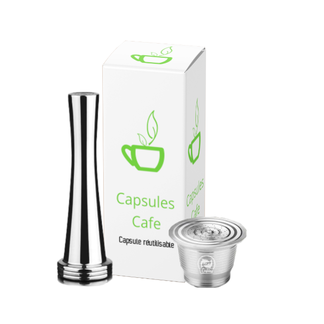 Capsule Rechargeable Nespresso Cafilas®