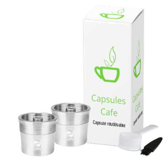 Capsule Rechargeable Illy® Cafilas®