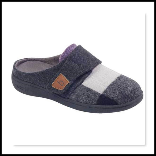 Amity Shoe/Slipper - Wide Fitting