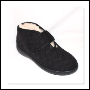 Dell Slipper/Shoe - Extra Wide Fitting