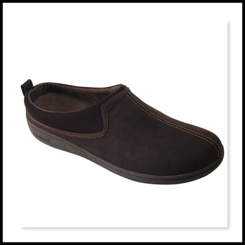 Eric Shoe/Slipper - Wide Fitting