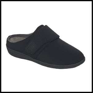 Men's Jake Shoe/Slipper - Wide Fitting