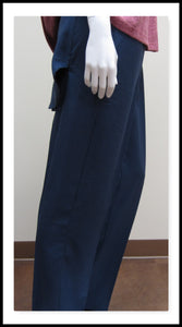 Ladies Open Back Adaptive Pant (Polyester)