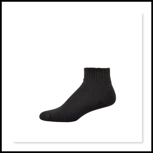 Diabetic Friendly Socks - Comfort Sock Lo-Rise