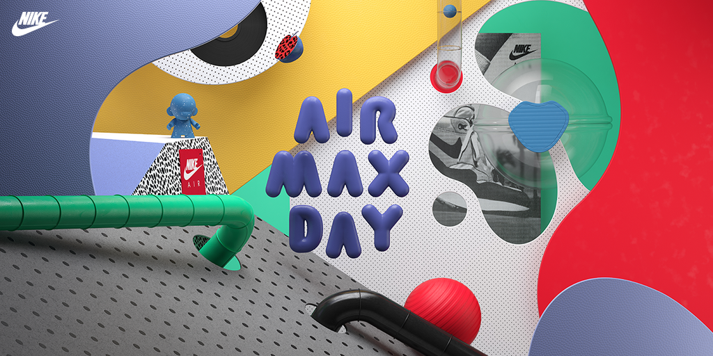 air max day - sneaker wall star