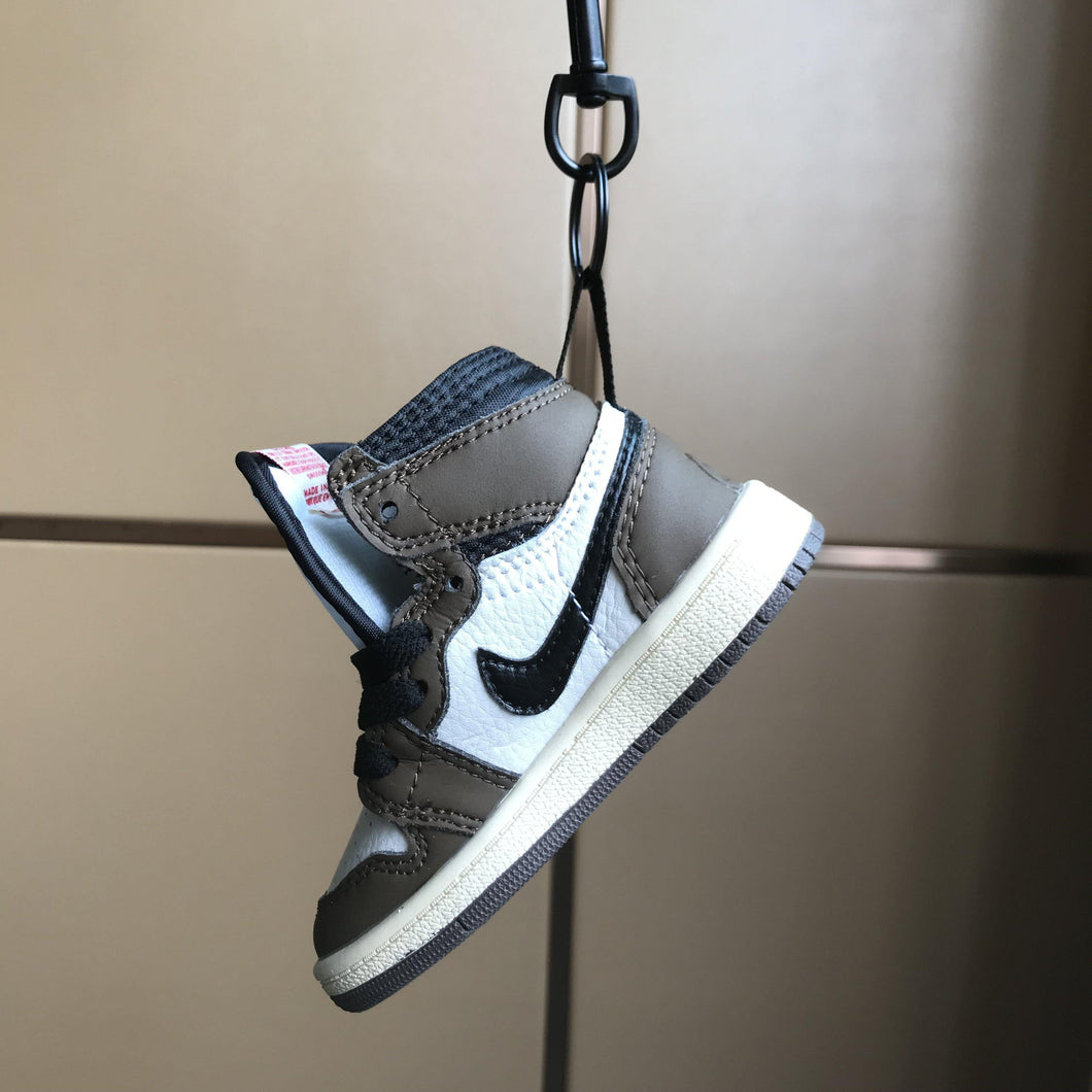 Mini Sneaker Air Jordan 1 x Travis Scott