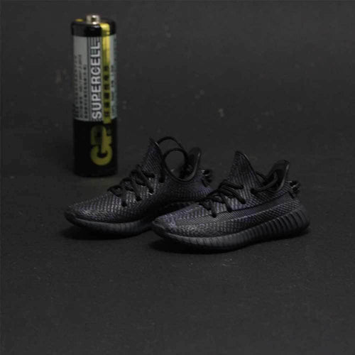Porte-clés sneakers 3D : Adidas Yeezy Boost V2 BlackSneakers Wall Star- accessoires sneakers addict