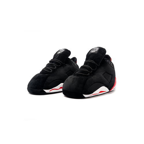Sneakers Slippers AJ6 Black