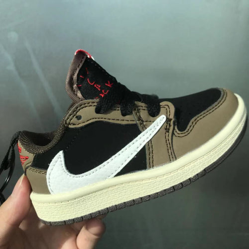 Mini Travis Scott x Air Jordan 1 Low