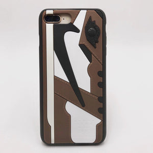 iPhone Case : Travis Scott AJ1 3DSneakers Wall Star- accessoires sneakers addict