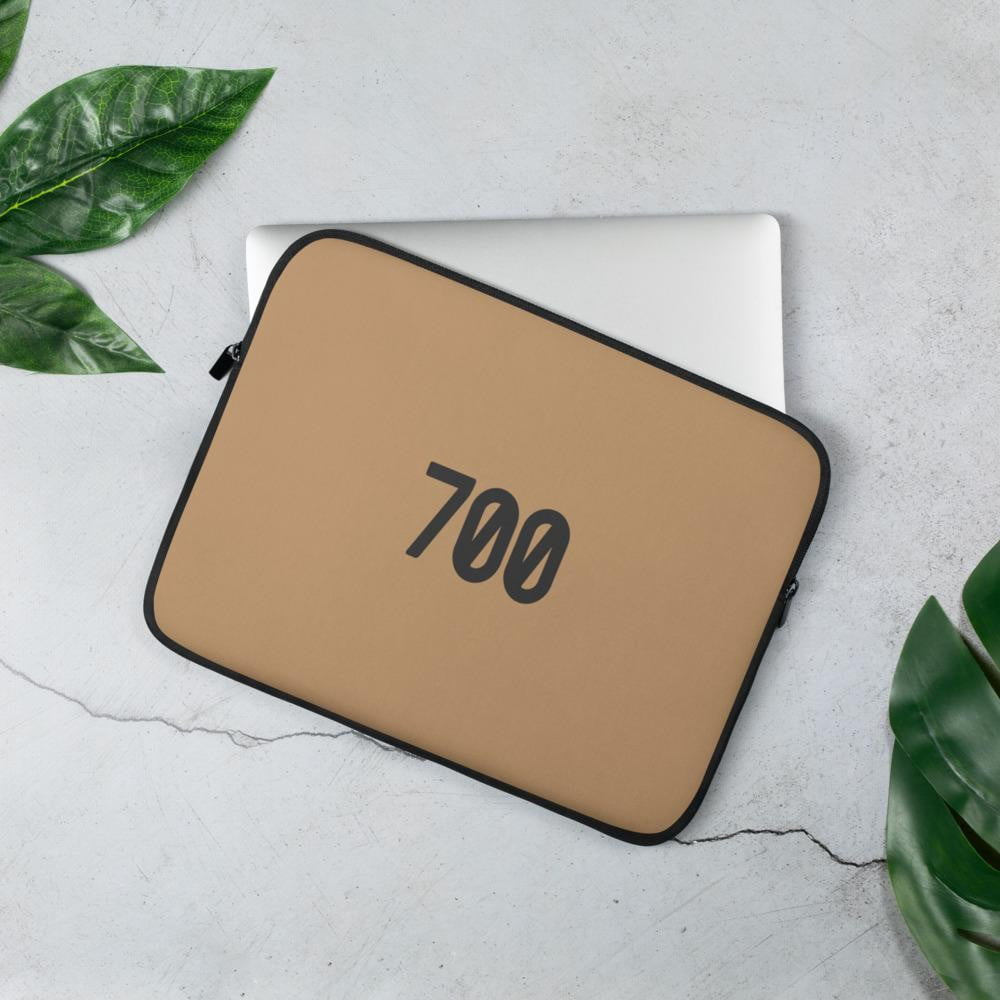 Laptop Case - Box Yeezy Boost 700-Sneakers Wall Star