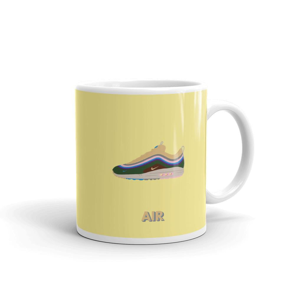 Mug 1/97 SWSneakers Wall Star- accessoires sneakers addict