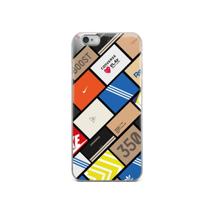 iPhone Case Sneakers BoxSneakers Wall Star- accessoires sneakers addict
