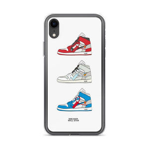 iPhone Case Air Jordan 1 x OW rotation