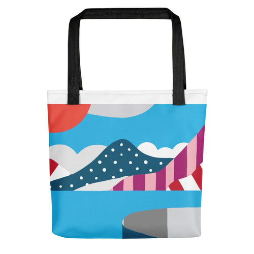 Tote bag Parra-Sneakers Wall Star