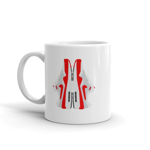 Mug Air Max 1 OG RedSneakers Wall Star- accessoires sneakers addict