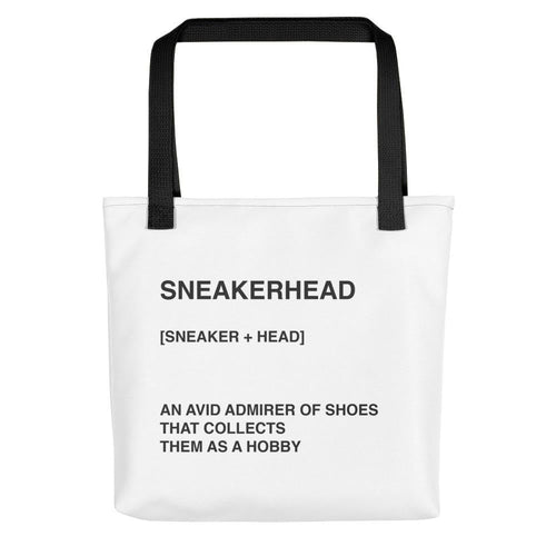 Tote bag Sneakerhead