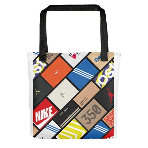 Tote bag Sneakers Box-Sneakers Wall Star