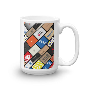 Mug Sneakers BoxSneakers Wall Star- accessoires sneakers addict