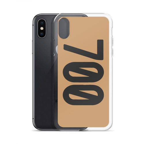 iPhone Case Yeezy 700Sneakers Wall Star- accessoires sneakers addict