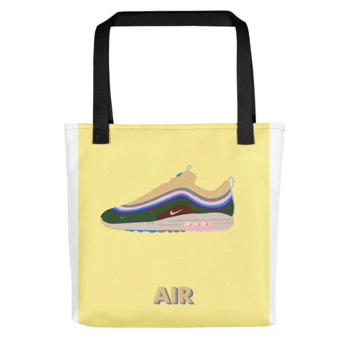 Tote bag 1/97 SWSneakers Wall Star- accessoires sneakers addict