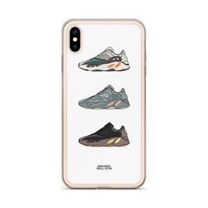 iPhone Case Yeezy 700 rotationSneakers Wall Star- accessoires sneakers addict