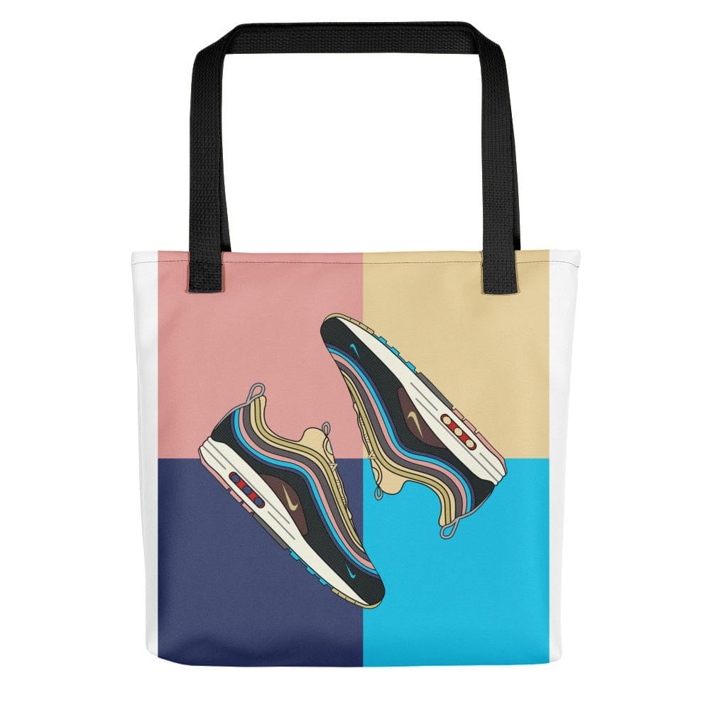 Tote bag Nike Air Max 1/97 SWSneakers Wall Star- accessoires sneakers addict