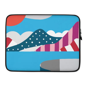 Laptop Case inspiration Parra-Sneakers Wall Star