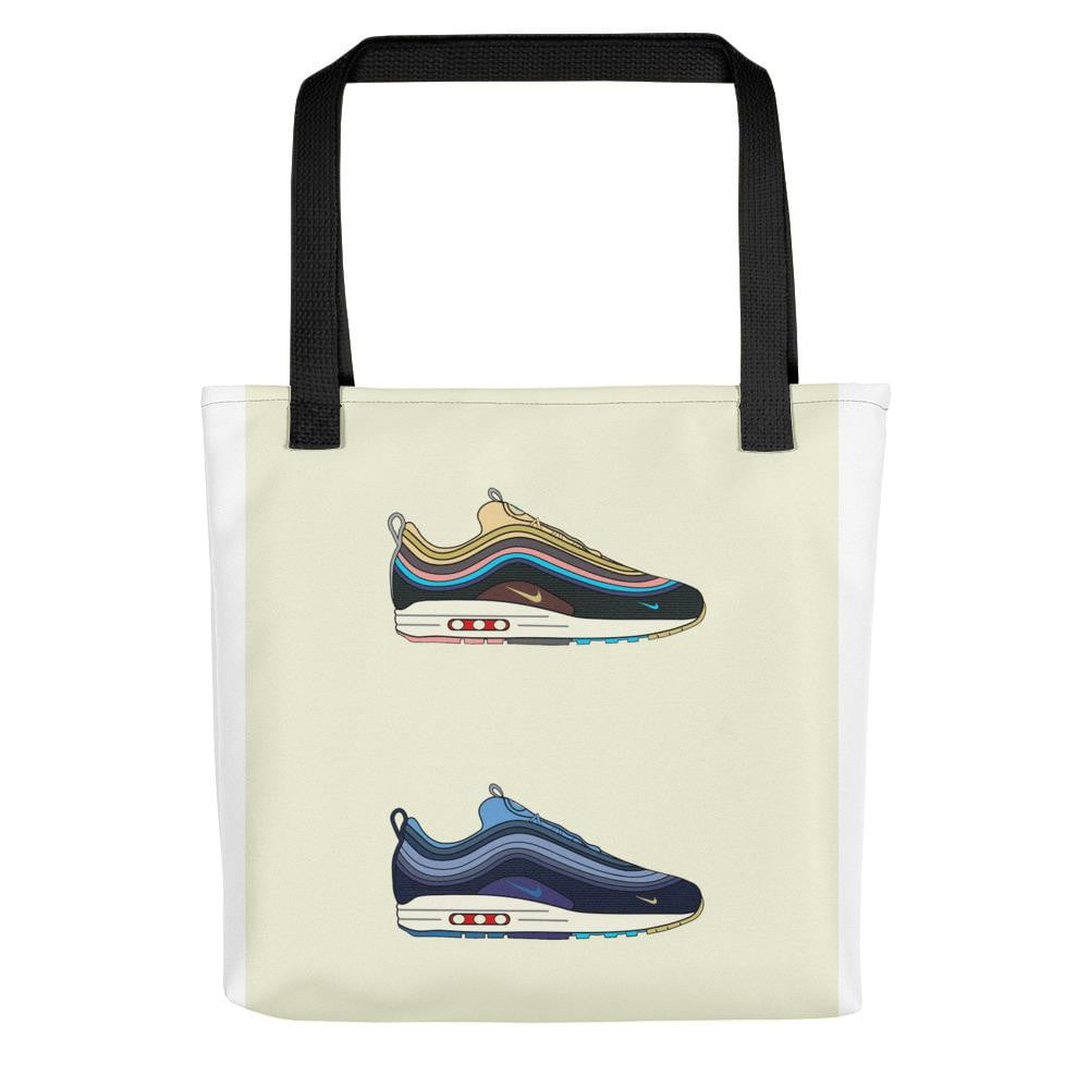 Tote bag Nike SW 1/97 OG & V2Sneakers Wall Star- accessoires sneakers addict