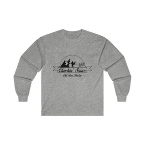 Old Time Hockey - Long Sleeve Tee