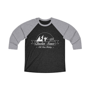 Old Time Hockey - Tri-Blend 3/4 Raglan Tee