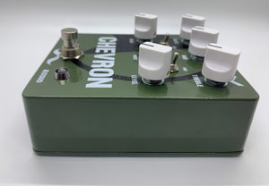 Chevron: Classic Style Overdrive Pedal