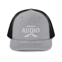 Load image into Gallery viewer, Moustache Audio Snapback Trucker Cap
