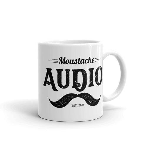 The Moustachio Mug