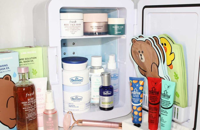 Why are Skincare Fridges Up the Trending Ladder Now?