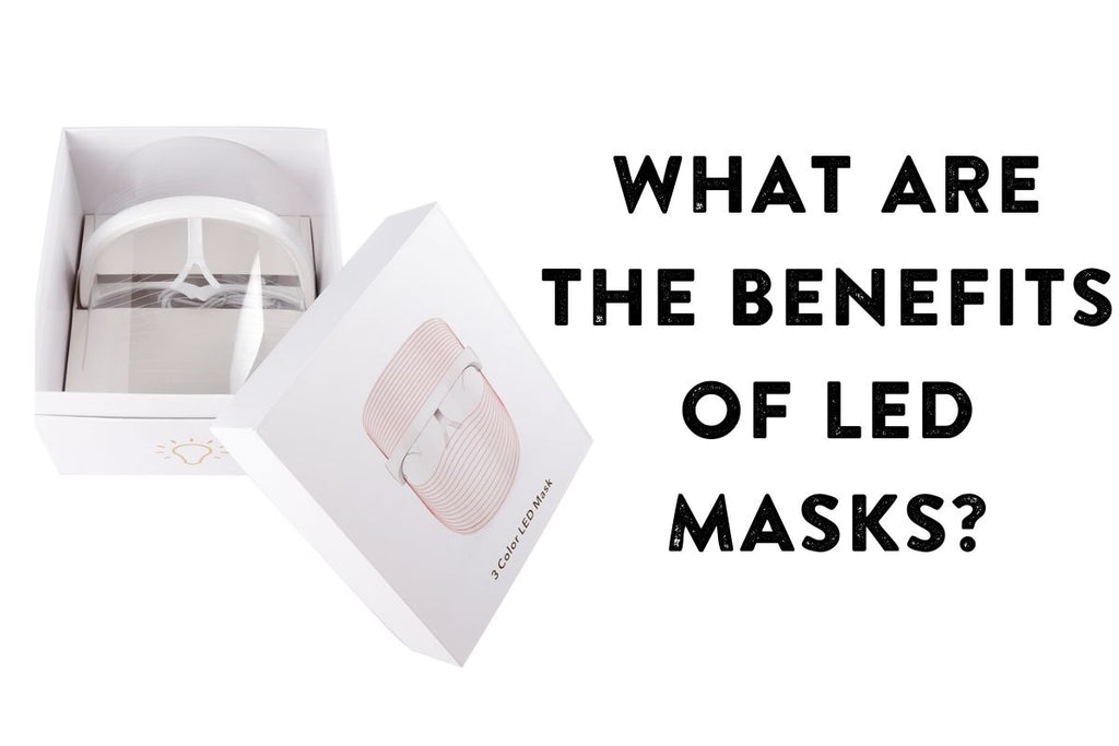 What are the benefits of LED Mask?