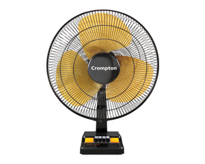 Crompton SDX Black Gold Table Fan 400MM