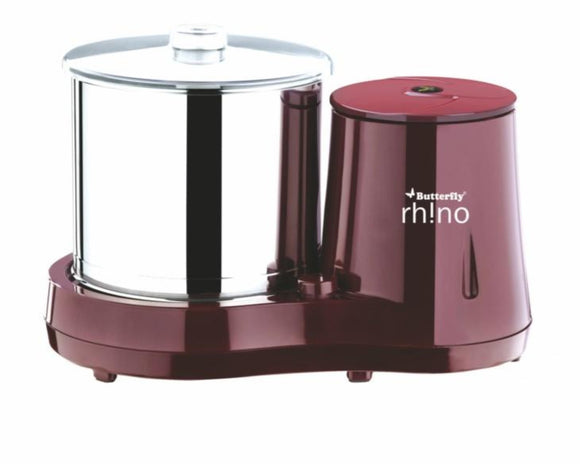 Butterfly Rhino Table Top Wet Grinder, 2 Litres